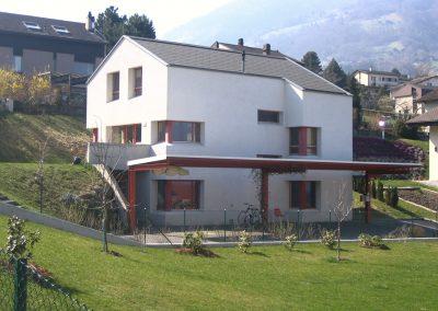 Villa béton